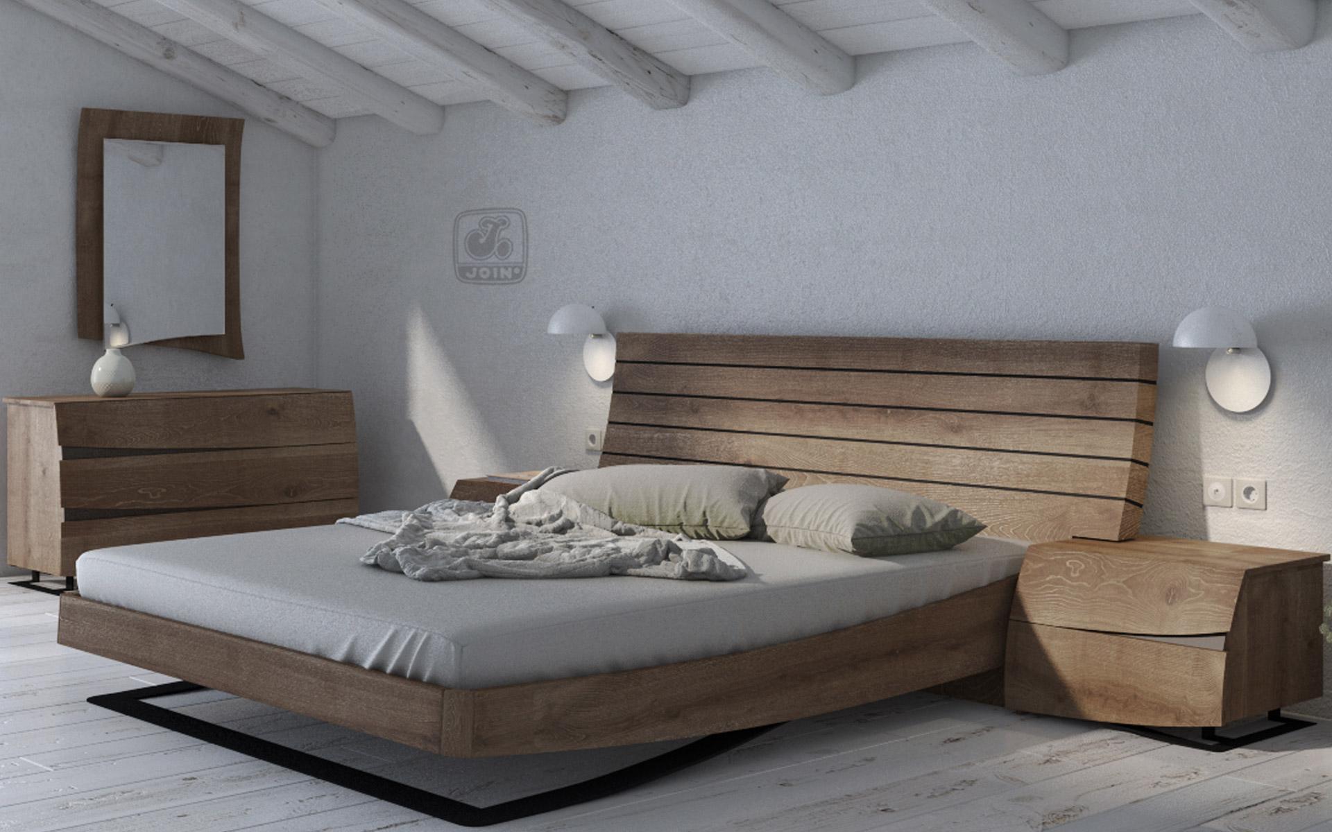 2b08f7ec435 Ξύλινα Κρεβάτια : ΚΡΕΒΑΤΙ ΑΛΚΗΣΤΗ ROUSTIC ΓΙΑ ΣΤΡΩΜΑ ΠΛΑΤΟΥΣ 160CM